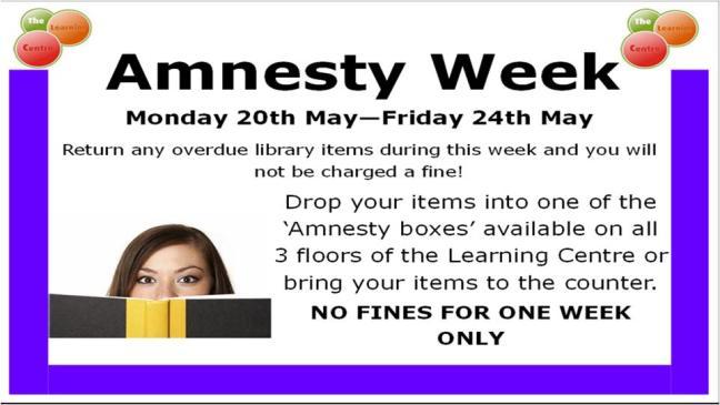Amnesty Week