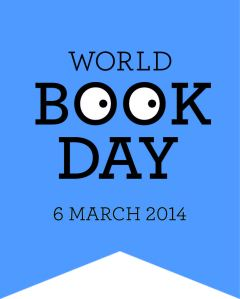 World Book Day flag