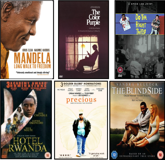 DVDs Black History Month