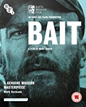 DVD case cover for the film Bait