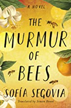 Book cover of 'The murmur of bees'