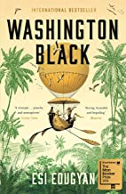 Cover of the novel Washington Black by Esi Eugyan
