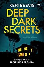 Book cover for 'Deep dark secrets' by Keri Beevis