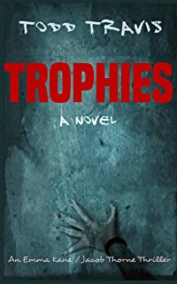 Book cover 'Trophies' by Todd Travis