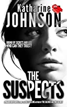Book cover for 'The suspects' by Katherine Johnson