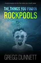 Book cover for 'The things you find in rock pools'
