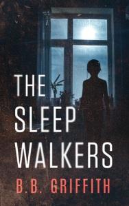 Book cover of the sleepwalkers