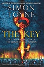 Book cover 'The key' by Simon Toyne