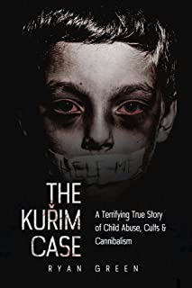 Book cover for 'The Kurim Case' by Ryan Green